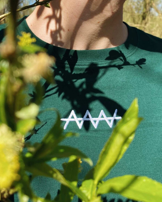 Organic Cotton Shirt / Dark Green